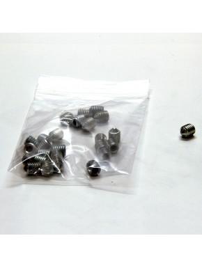 Bolsa de 10 tornillos para apriete de unión cubo
