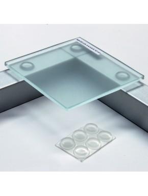 Lamina de 10 lágrimas adhesivas para cristal